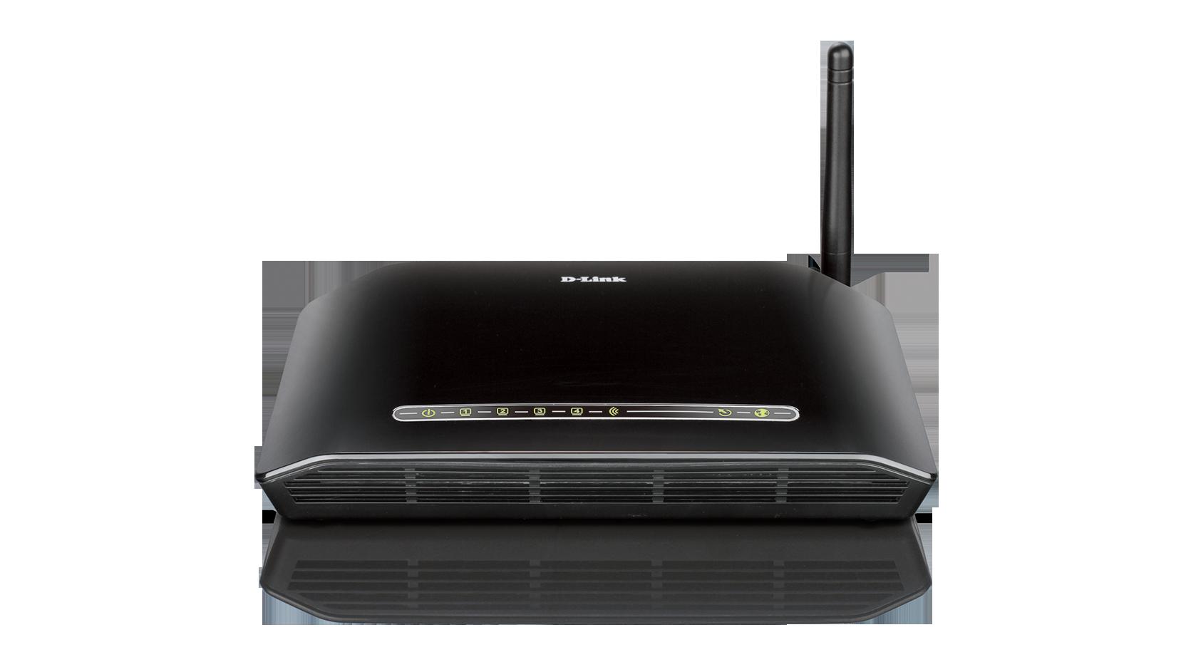 DSL-2640B Wireless G ADSL2+ Modem Router | D-Link UK