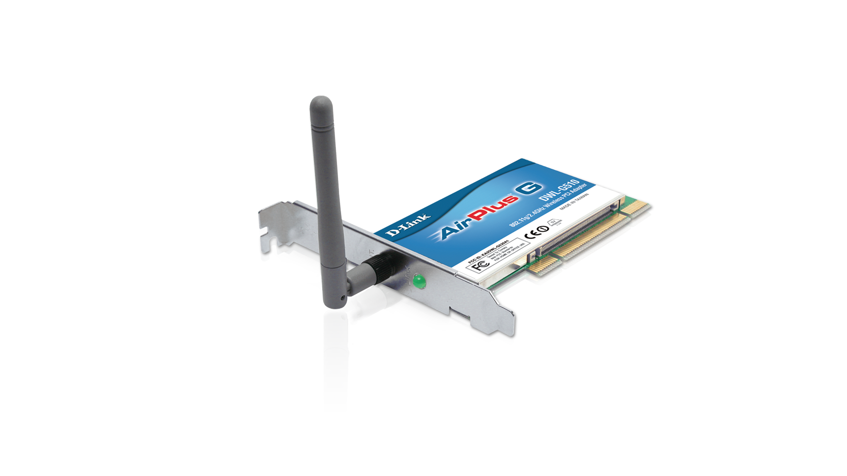 NEW DRIVERS: 54MBPS 802.11 G WIRELESS LAN PCI CARD