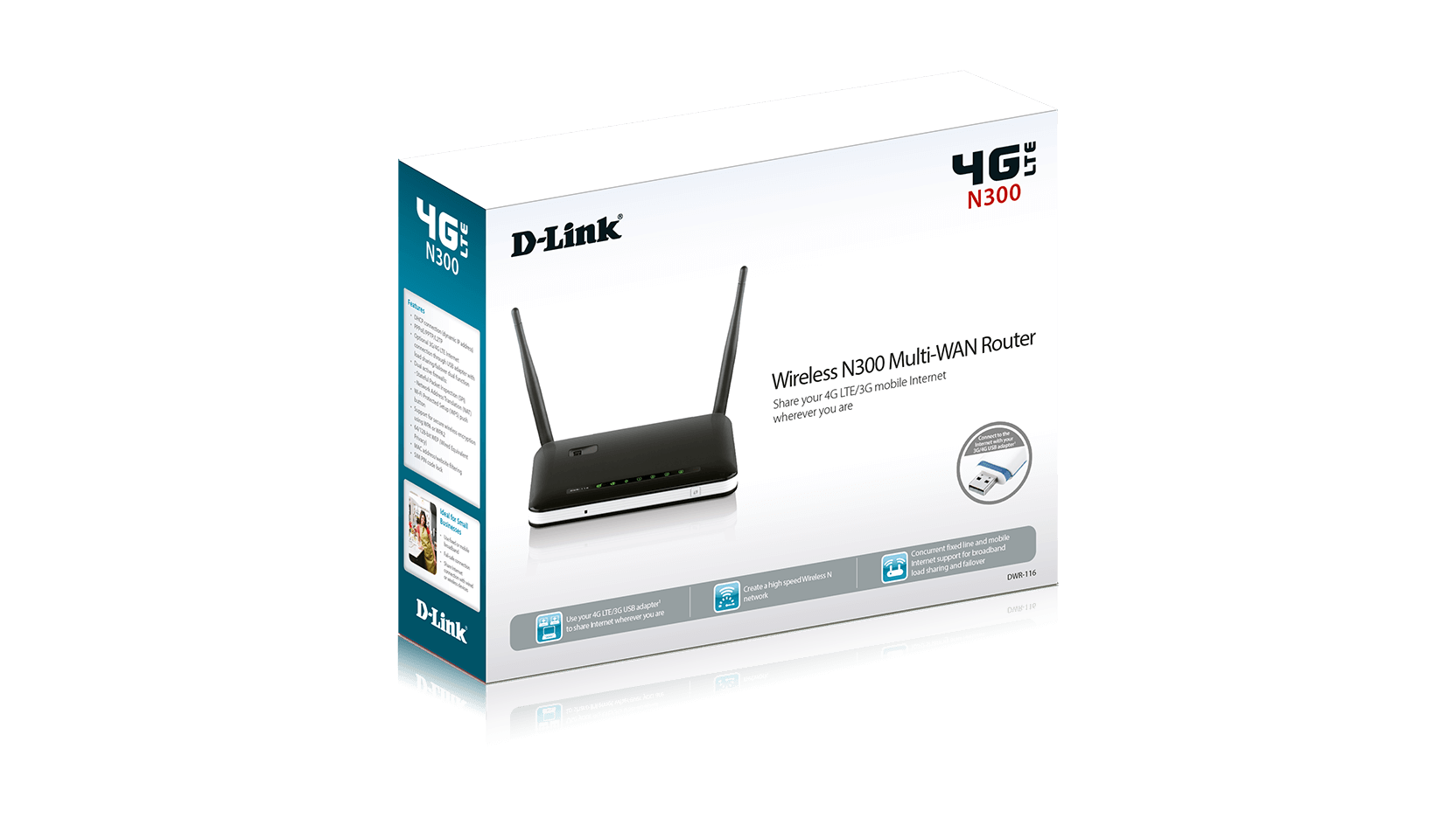 D-Link DWR-116 Router Driver for Mac