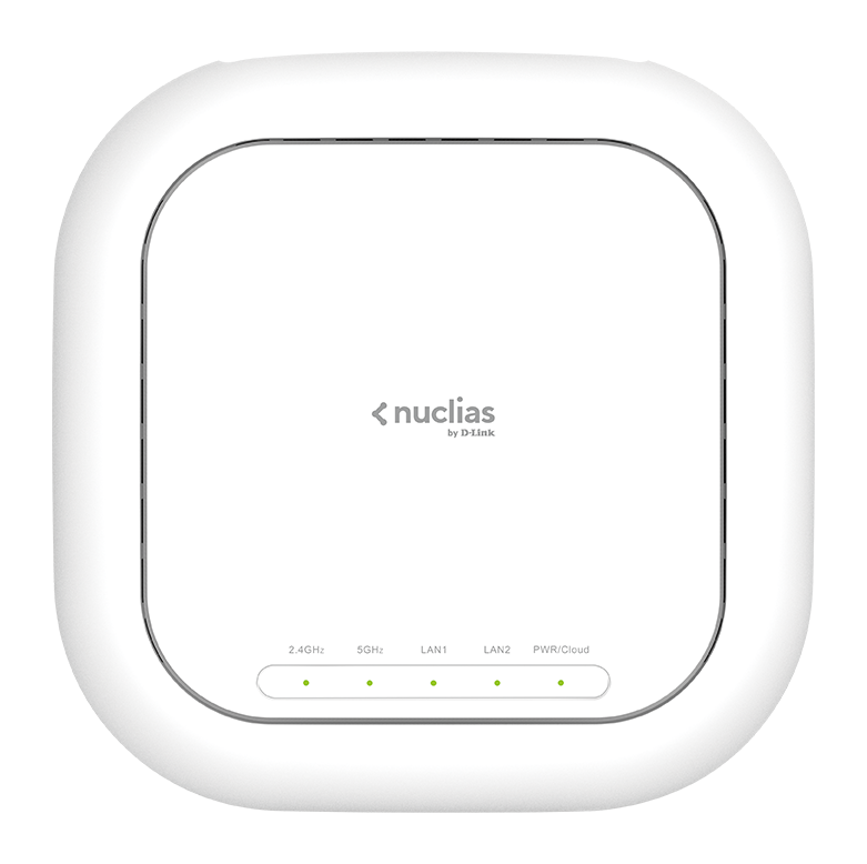DBA-2820P Nuclias Wireless AC2600 Cloud-Managed Access Point - front