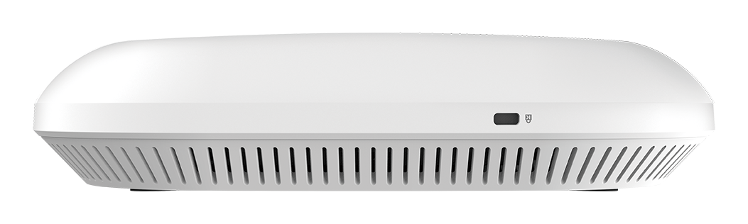 DBA-2802P Nuclias Wireless AC2600 Cloud-Managed Access Point - side face on