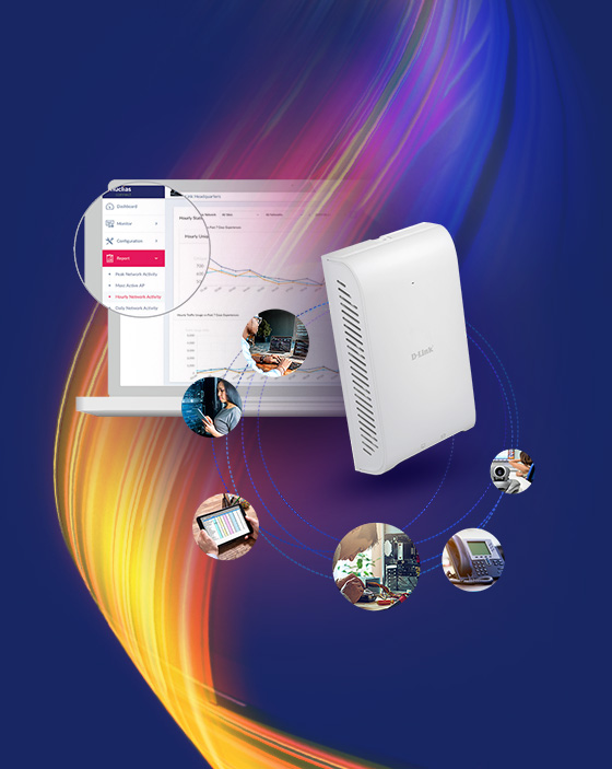 D-Link Cloud Networking Solution
